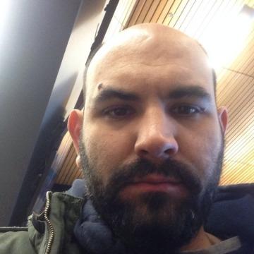 David Racz, 37, Bellingham, United States