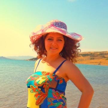 Gabriela Mari Sarkisyan, 25, Tbilisi, Georgia
