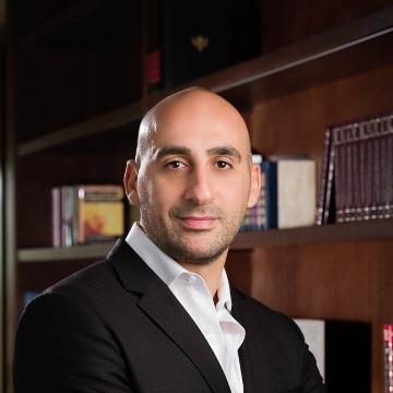 Joseph Harb, 39, Dubai, United Arab Emirates