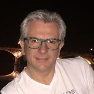Roberto Bertetti, 47, Torino, Italy
