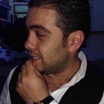 Cem Demirci, 30, Istanbul, Turkey