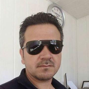 Serkan Yanar, 40, Mugla, Turkey