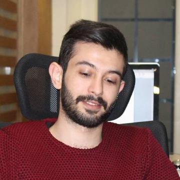 Enes Gedik, 26, Istanbul, Turkey