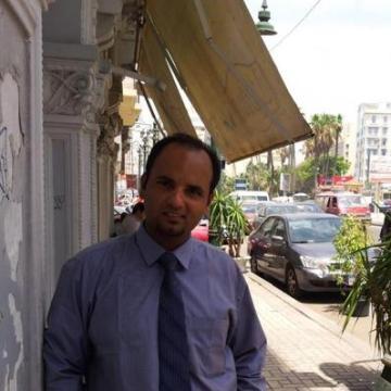 Mido Amido, 35, Alexandria, Egypt