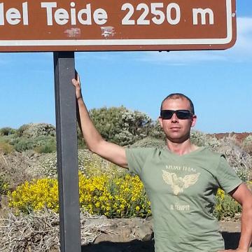 Luca, 42, Aulla, Italy