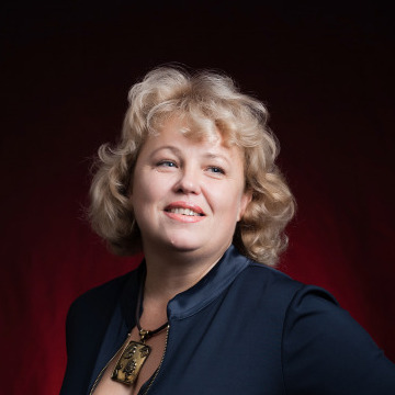 Irina Saponenko, 49, Ufa, Russia