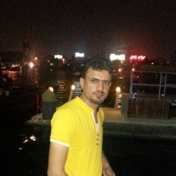 Rafed L'amore, 33, Dubai, United Arab Emirates