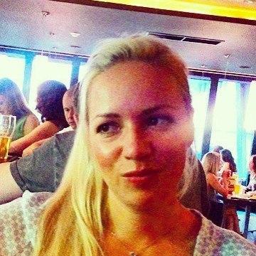 Marina Vorozheykina, 29, Russell, United States