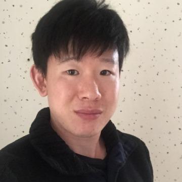 Wooram Yun, 32, Bangkok Noi, Thailand