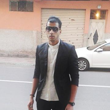 Mobarak Jr, 23, Agadir, Morocco