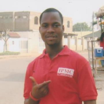 Richie, 30, Accra, Ghana