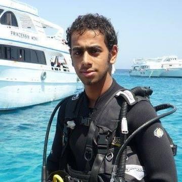 Mohamed Tarek, 25, Cairo, Egypt
