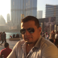 Mahmoud Alashour, 31, Dubai, United Arab Emirates