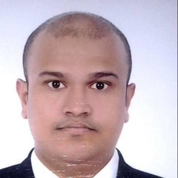 Nobert Stenford Shenoy, 32, Mumbai, India