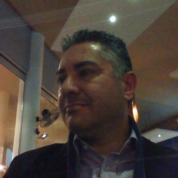 Louis, 43, Lefkosia, Cyprus