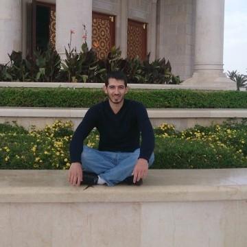 Mohannad Abu Nassar, 28, Dubai, United Arab Emirates