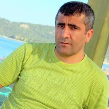 Murat Duman, 41, Istanbul, Turkey