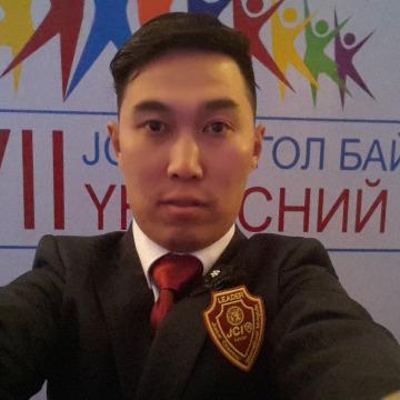 Amaraa, 31, Ulaanbaatar, Mongolia