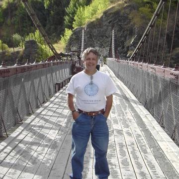 Ulrich Goersdorf, 56, Brisbane, Australia