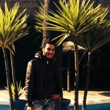 Najib, 22, Casablanca, Morocco