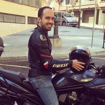 Jonathan Garcia, 31, Barcelona, Spain