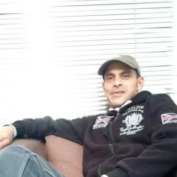Keith Christiansz, 43, Abu Dhabi, United Arab Emirates