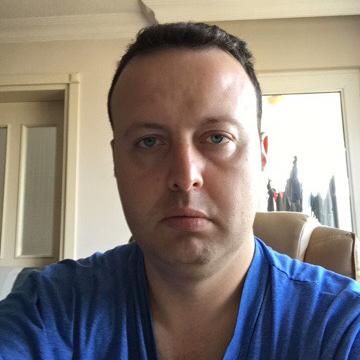 Fatih Ağzıbüyük, 32, Balikesir, Turkey