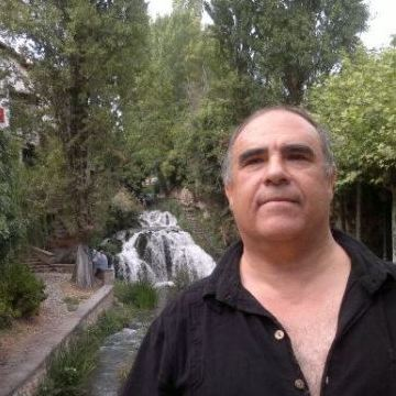 Alberto Agredeño Ruiz, 52, Madrid, Spain