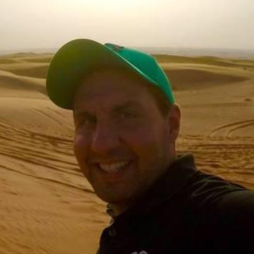 Fabio Mauro, 36, Dubai, United Arab Emirates