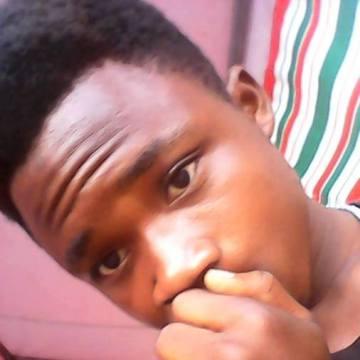 Edem Mills Agotor, 23, Accra, Ghana