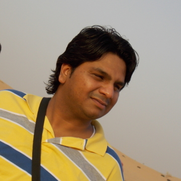 Anuj Verma, 31, New Delhi, India