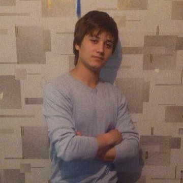 Алишер Давлатов, 25, Zarinsk, Russia