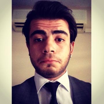 Giray Kansu YILDIRIM, 25, Izmir, Turkey