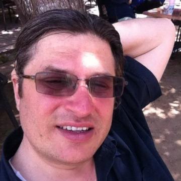 Steven Seckyn, 43, Izmir, Turkey