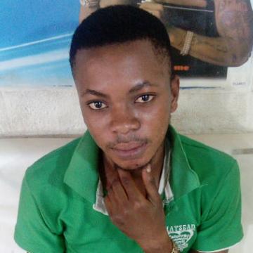 Oyedokun sikiru tosin, 24, Lagos, Nigeria