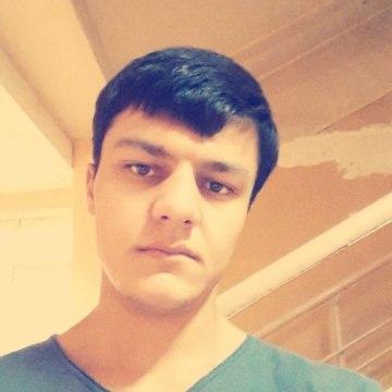 Rashid Rozikov, 21, Moscow, Russia