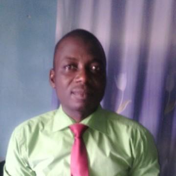 Peter Ovakporai, 57, Lagos, Nigeria