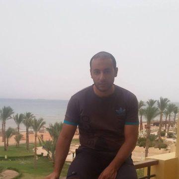 M Helmy, 34, Cairo, Egypt