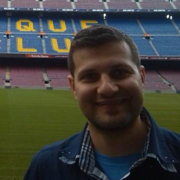 Milos Ilic, 32, Antwerpen, Belgium