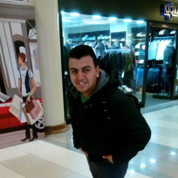 Yasser Mansour, 30, Cairo, Egypt