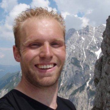 Erik van den Berg, 33, Zwolle, Netherlands