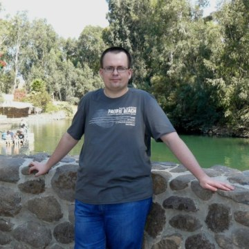 Kirill Tischenko, 32, Kharkiv, Ukraine