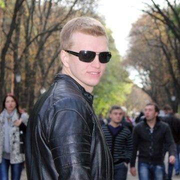 Andrey Demidenko, 29, Kiev, Ukraine