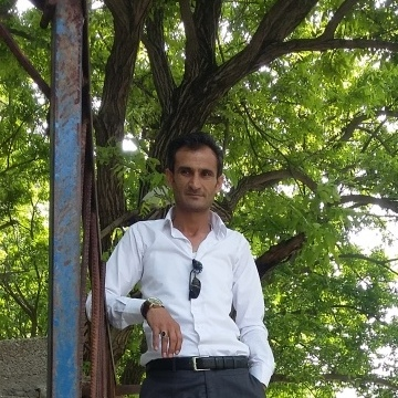 Vakkas Bayhan, 39, Ankara, Turkey