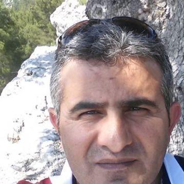 Cengiz Dalcicek, 47, Adana, Turkey