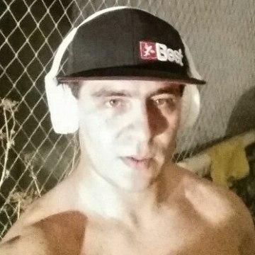 Sandro Garcia, 39, Buenos Aires, Argentina