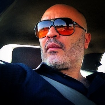 George Soares, 42, Brasilia, Brazil