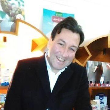 Andrea De Luca, 45, Rome, Italy