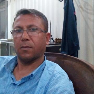 Hakmer Hasar Ibrahim, 39,