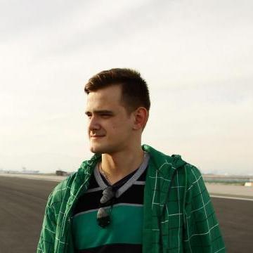 Eugenio Pancyrev, 26, Malaga, Spain
